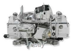 Holley 600 Cfm Classic Manuel Choke Vacuum Secondaires-4160 Carburateur Gm Ford
