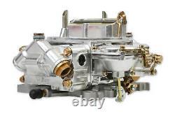 Holley 750 Cfm Classic Manuel Choke Vacuum Secondaires-4160 Carburateur