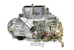 Holley 750 Cfm Street Classic Carburateur Électrique Choke Vacuum Secondaires-4160