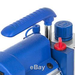 Industrielle 3 Gallon Dégazage Hash Huile Extracteur À Vide Chambre 3 Cfm Pompe Kit