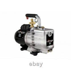 Jb Dv-142n Platinum Vacuum Pump 5 Cfm 2 Étape 120v