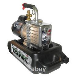 Jb Industries Dv-200n Pompe D'évacuation Refrig, 7,0 Cfm, 6 Pi