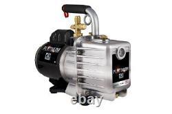 Jb Industries Dv-285n Platine 2 Étages Pompe À Vide 10 Cfm