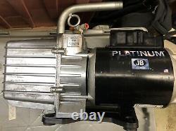 Jb Industries Dv-285n Platinum 10 Cfm Pompe À Vide