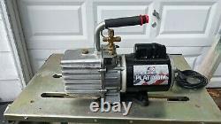 Jb Industries Dv-285n Platinum 10 Cfm Pompe À Vide Aucune Emballage Mais Non Utilisé