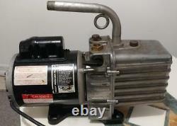Jb Industries Dv-285n Platinum 10 Cfm Pompe À Vide Utilisé Travail Bon État