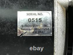 Jb Industries Dv-6e Eliminateur 6 Cfm Pompe À Vide De Réfrigération