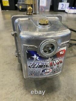 Jb Industries Dv-6e Eliminateur 6 Cfm Réfrigération A/c Pompe À Vide