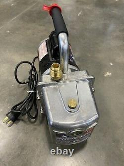 Jb Industries Dv-6e Eliminateur 6 Cfm Réfrigération A/c Pompe À Vide 220v