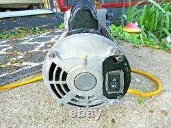 Jb Industries Dv-85n Pompe À Vide De Freon Ac 3cfm