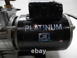 Jb Platinum Dv-142n Pompe À Vide 5 Cfm