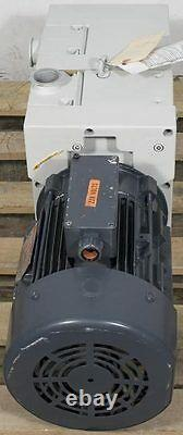 Leybold Trivac D65bcs Rotary Vane Vacuum Pump Cat 91398-2 D65b 45,9 Cfm