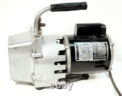 Livraison Gratuite - J/b Industries Fast Vac Model Dv-85c 3cfm 2 Vacuum Pump CVC