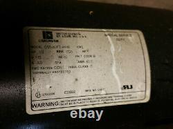 Mastercool 90067 Pompe À Vide 7,5 Cfm Deux Étapes Emerson C55jxjft-4448 Service 1/2