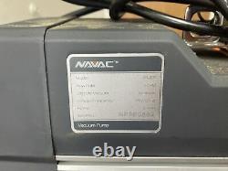 Navac Np4dp 4 Cfm Pompe À Vide À Double Étage, Série Pro 115v