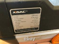 Navac Nrp6dv 6 Pompe À Vide Cfm