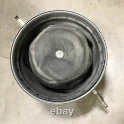 Nilfisk Gm80 Canister Vacuum, 3,25 Gallon, 30' Cord, 87 Cfm, 110-120v, 1100w