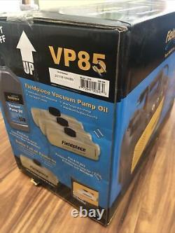 Pièce De Terrain Vp85 CVC Pompe À Vide 8cfm Pompe À Deux Étages Runsystème De Changement D'huile Rapide