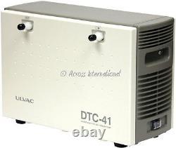 Pompe À Vide Diaphragme Ulvac Dtc-41 1,6 Cfm Pour Évaporateur Rotatif