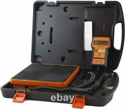 Pompe À Vide Elitech Svp-7 7 Cfm 2 Étapes Échelle De Charge Intelligente Hvac+lmc-100f