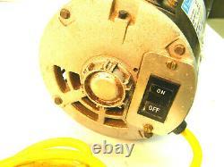 Pompe À Vide Jb Dv-142n 5 Cfm. Très Peu Utilisé. Inspecté, Travaille Grand