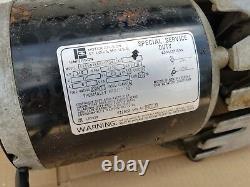 Pompe À Vide Nri 8vp 3cfm-81 Litres/min Pompe À Étage Unique