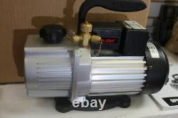 Pompe À Vide Vp6d À 2 Étages 6 Cfm À Double Tension Réfrigération Hvac Pro-set Cps