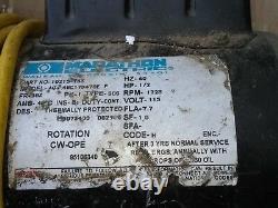 Pompe D'évacuation Du Réfrigérant Platine, 3,0 Cfm, 6 Pieds Jb Industries Dv-85n