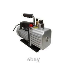 Réfrigérant Électrique À 2 Étages 2.5cfm Pump Vacum CVC 1/3hp 10 Pa