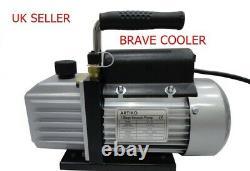 Réfrigérateur Congélateur Pompe À Vide Artiko Vp130 3.0cfm De R600 R134 R404 R410 R290