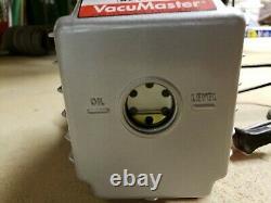 Robinair 15500 115-v Vacumaster 5 Pompe À Vide Cfm