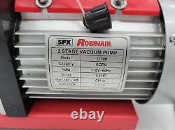 Robinair 15500 Vacumaster 5 Cfm Economy Pompe À Vide