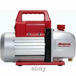 Robinair 15500 Vacumaster Economy Pompe À Vide 2 Étages 5 Cfm