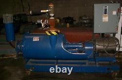 Spencer 30 HP Industrial Vacuum Blower 3500 RPM 375 T Cfm Cat. C'est Pas Vrai. S24209b